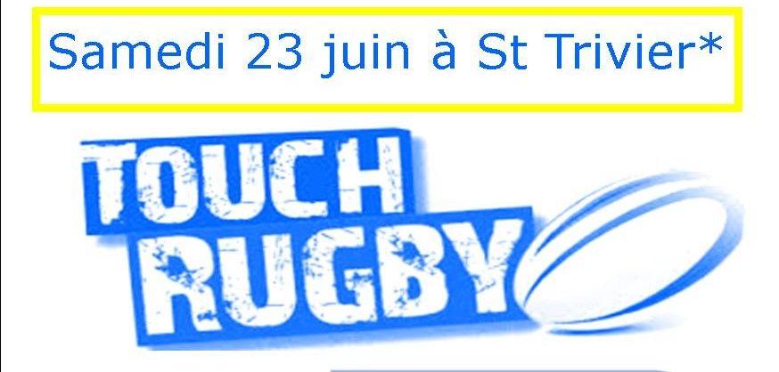 Tournoi de Rugby à 5 au RCHB Saint-Trivier-de-Courtes