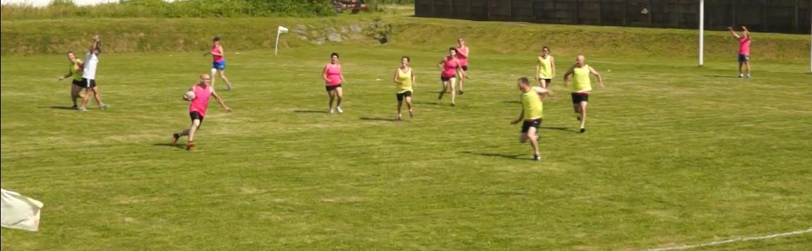 Mercredi 8 mai 2019, tournoi de rugby à 5