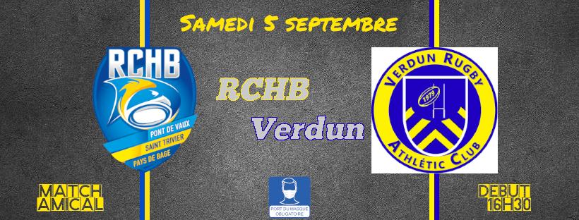 Match amical, Samedi 5 septembre : annulé