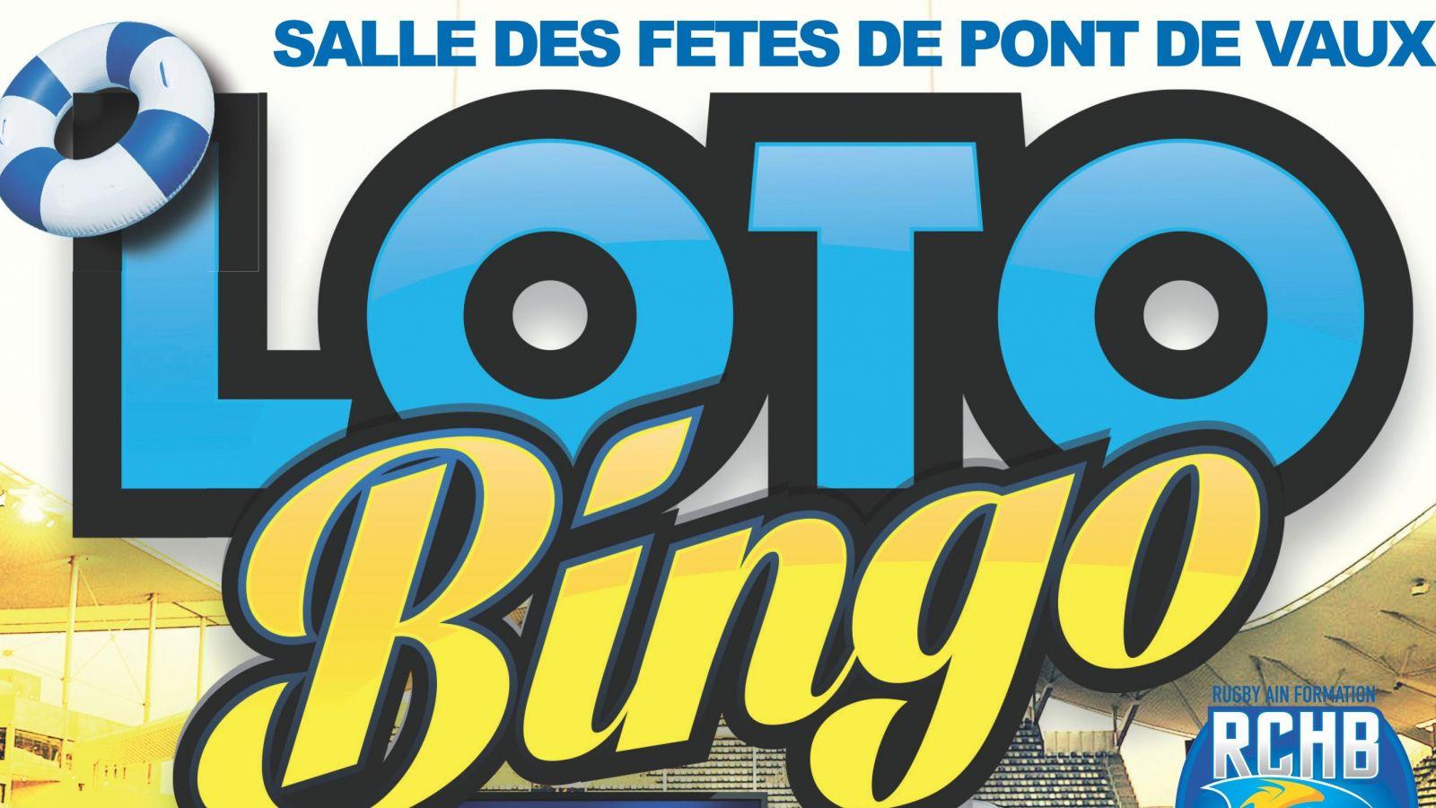 Loto / Bingo du RCHB, samedi 7 mars 2020