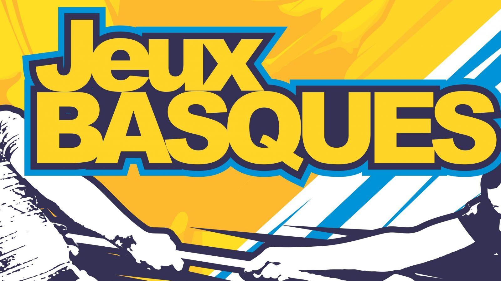 Jeux basques le 8 mai 2018