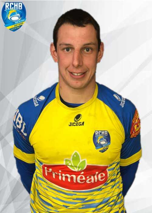 Maxence BERGER
