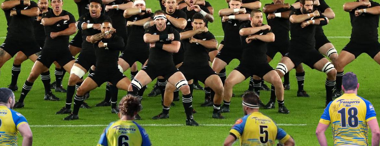 Un match pas comme les autres - Bassin RCHB vs Nouvelle-Zélande
